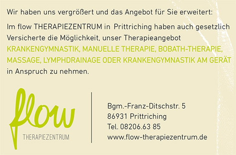 flow, therapiezentrum,